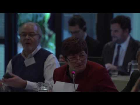 """""""Just Transition"""" conference ; 05/12/2016; Podium/session 1 (part 1/4)"""