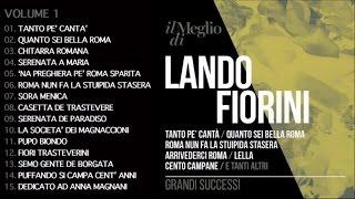 Lando Fiorini - Il meglio di Lando Fiorini Vol 1 - Il meglio della musica Italiana