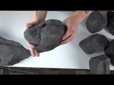 NEW VLOG: #7 Unboxing Fake Rocks from Vivarium Works dotcom!!!