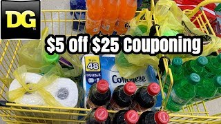 Dollar General | Digital $5/25 Couponing Deals | Cheap Gain, Cottonelle