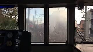 【MH2コーラス!】名鉄2205F 須ヶ口通過ミュージックホーン