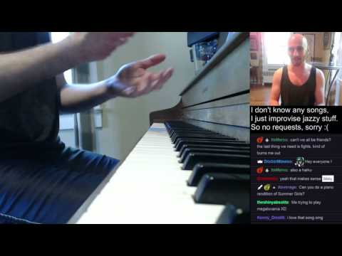 Jazz piano stream 6/3/17