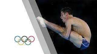 Boudia Win's Men's Diving 10m Platform Gold - London 2012 Olympics