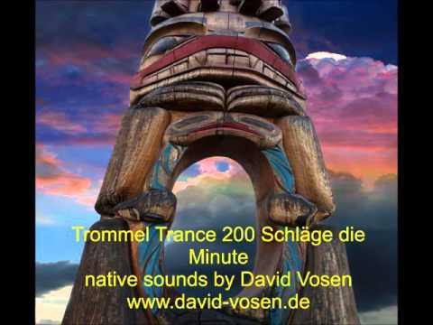 David Vosen Trommel Trance 200 bpm