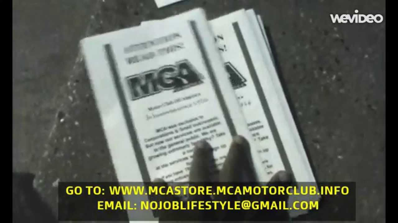 Motor Club Of America Mca Training How To 2 3 Si Youtube