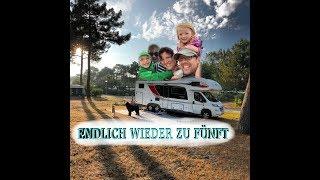 Familienurlaub am Atlantik auf dem Campingplatz CHM - die zweite Woche!