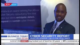 Auditor General calls for vigilance in cyber security