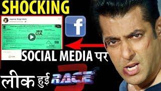SHOCKING! Race 3 Full Movie Leaked Online On Facebook