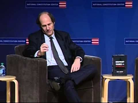 Conspiracy Theories and Other Dangerous Ideas with Cass R. Sunstein