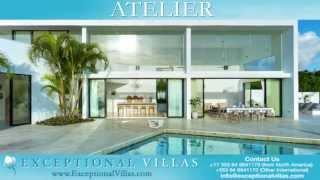 Exceptional Villas - Atelier Villa Barbados