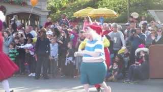 Thanksgiving Day, Magic Kingdom Parade,  A Dream Come True Parade, Walt Disney World, Magic Kingdom