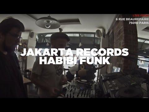 Jakarta Records x Habibi Funk (Jannis & Malte) • DJ Sets • Le Mellotron
