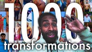 1000 Extreme Weight-loss Transformation