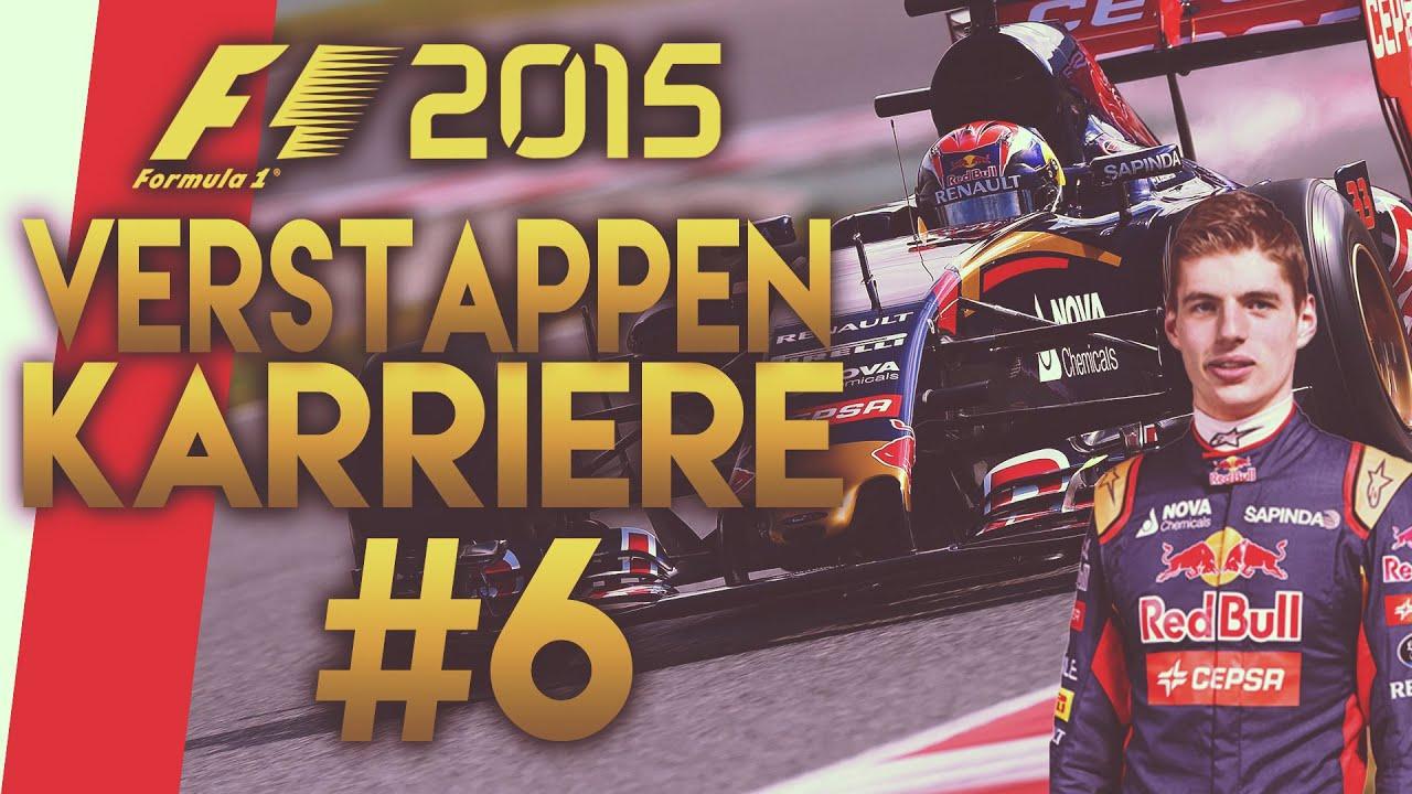 F1 2015 Verstappen Karriere Part 6 Monaco Grand Prix R6