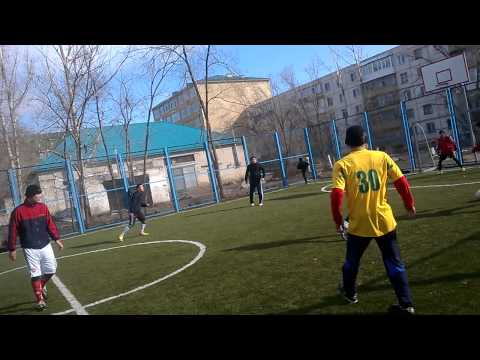 AFC Uran Aktobe training, April 6, 2014