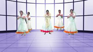 Latest Christmas dance 2018 (Ningilo devudu) choreography by Voola soney
