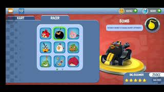 Angry Birds Go - Bomb Showcase