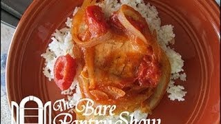 30 Minute Meals: Salmon Over White Rice In Tomato Sauce