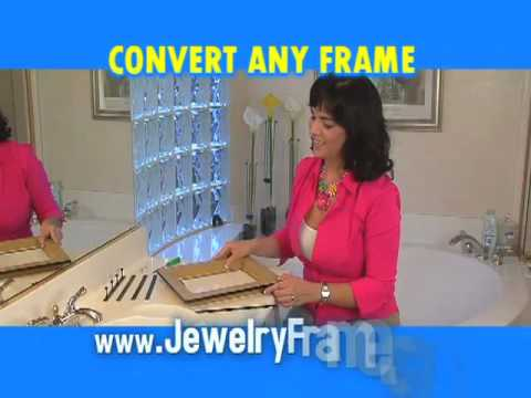 Jewelry Frame - As Seen on TV Network