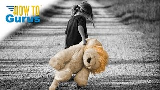 How to make a Black and White with Color Photo in Adobe Photoshop Elements 2018 15 14 13 12 Tutorial