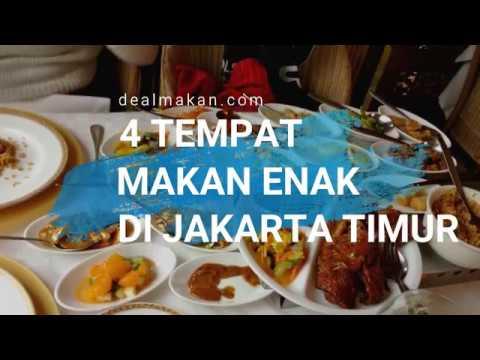 4 Tempat Makan Enak Di Jakarta Timur Youtube