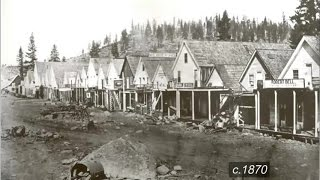 Lake Tahoe Then and Now 1870-2015