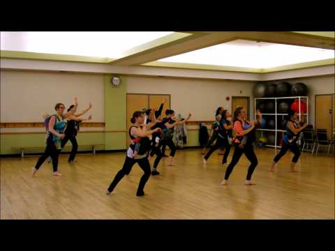 BabyWearing Ballet @ Dovercourt recreational centre in Ottawa