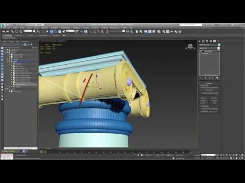 Using Normal Maps - Part 3 - Low Poly Models