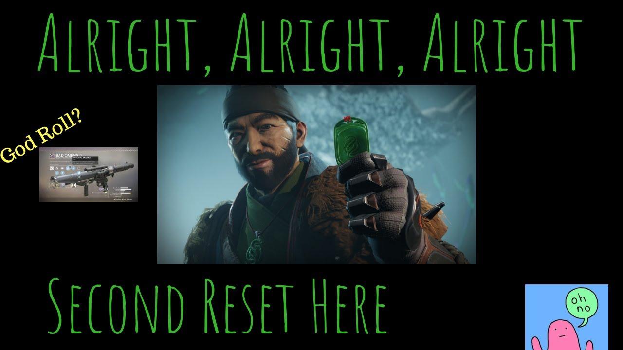Resetting My Gambit Legend Rank A Second Time -Rewards- (Destiny 2)