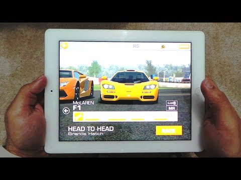 BEST GRAPHICS GAMES ON IPAD 4 RETINA DISPLAY REVIEW 5