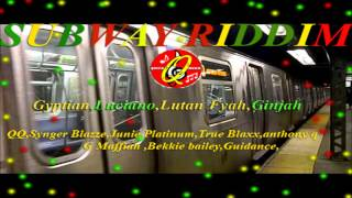 GINJAH- LOVE YOU MAMA (SUBWAY RIDDIM) QUICK MIXX MUSIC 2015