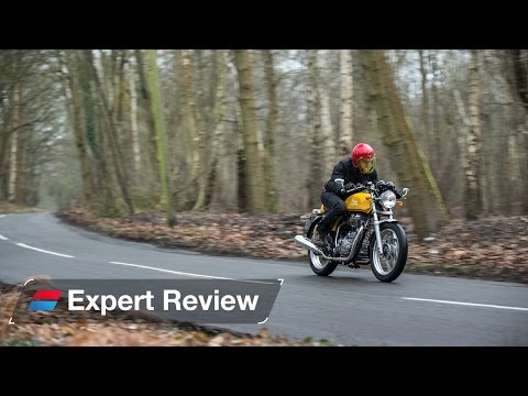 Royal Enfield Continental GT bike review