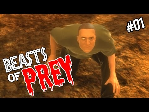 "Beasts of Prey w/ Millbee! Ep 01 - ""We *STILL* Hate Lazy Eyes!!!"""