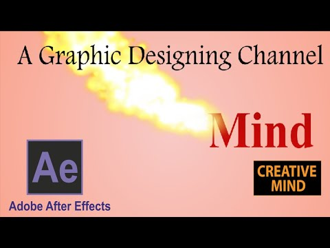 Adobe After Effects CS6 How to Make Text Cube with Animation By Creative Mind