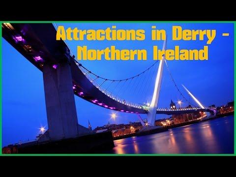 Top 14. Best Tourist Attractions in Derry - Northern Ireland