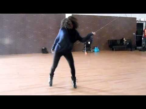 Beyonce Ring Off Choreography