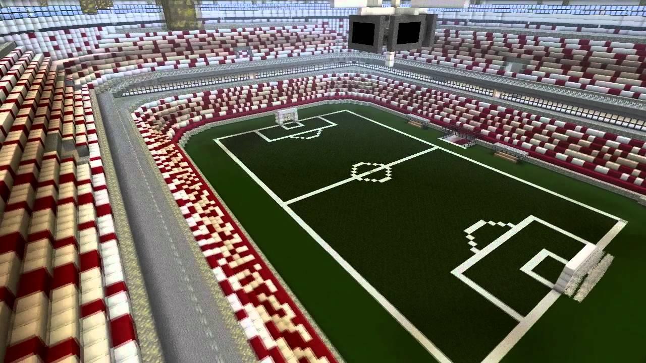 Minecraft Stadion