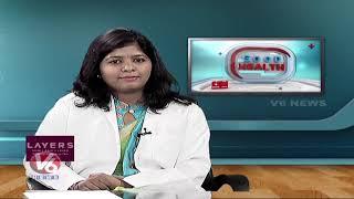 Reasons And Treatment For Hari Loss   Good Health   Layers Cosmetology Clinic  Telugu News