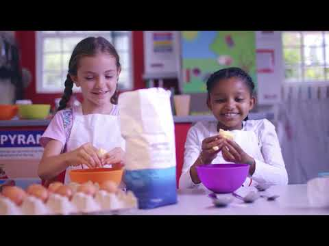 The Kids' Cookery School