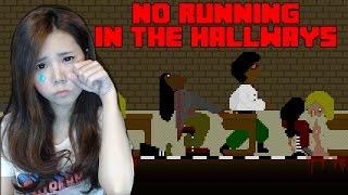 No Running In The Hallways | โรงเรียนหลอกนักเรียนหลอน zbing z.