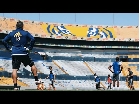 Behind the scenes with Real Salt Lake: CONCACAF Champions League Quarterfinals - 1st Leg