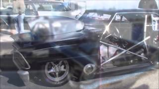 1967 Nitrous Injected Chevy Nova II SS Drag Car Walkaround & Start Up HD