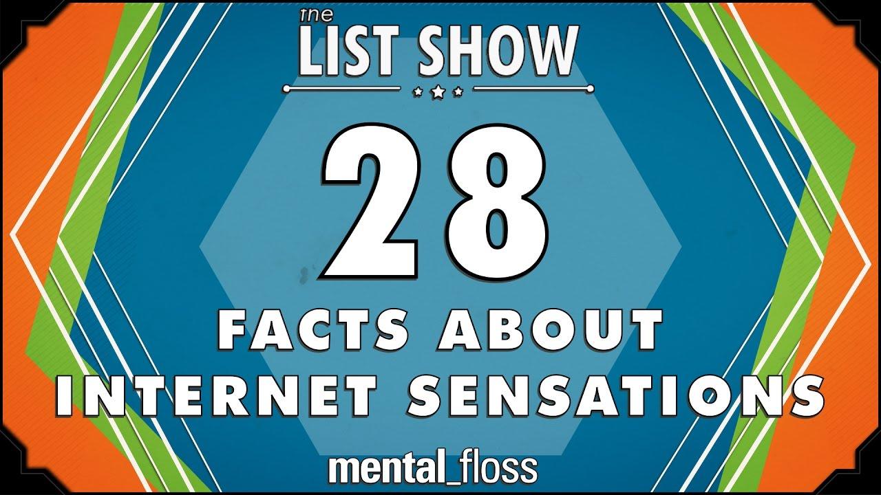 28-facts-about-internet-sensations-mental-floss-list-show-ep-504
