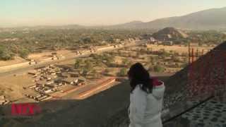 Equinoccio 2014 en la Zona Arqueológica de Teotihuacán