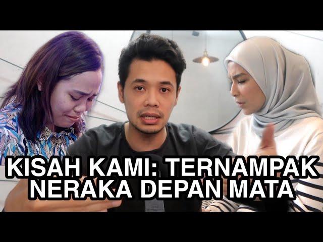 Taubat Lepas Nampak Neraka Depan Mata   Feat. Norreen Iman, Dahlia Shazwan TRIVAGO - Hazeman Huzir