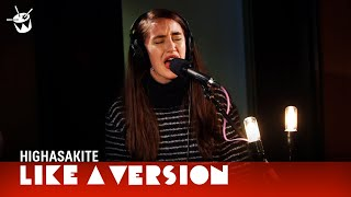 Highasakite cover Bon Iver