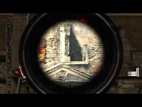 HD - Sniper Elite V2 - Part 1 - (18+)  