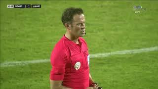 ملخص مباراة التعاون X  العدالة الجولة الثالثة دوري الأمير محمد بن سلمان للمحترفين