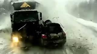Смертельная авария на трассе М5