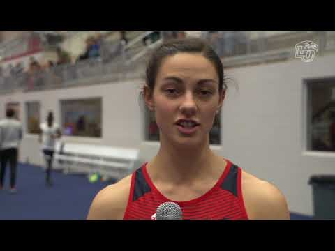 Liberty Recaps Day 1 Of Big South Indoor Track & Field Championship